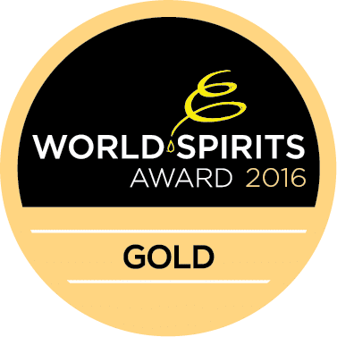 World Spirits Award 2016 Gold