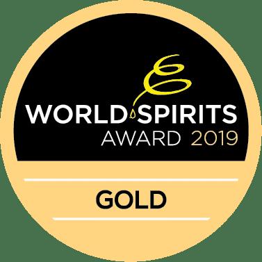 World Spirits Award 2019 Gold