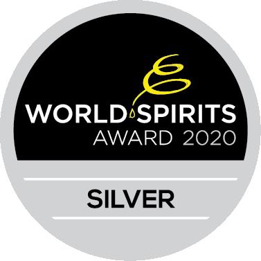 World Spirits Award 2020 Silver