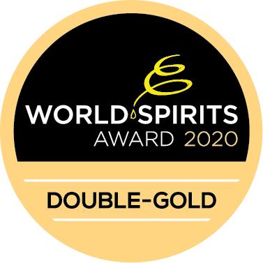 World Spirits Award 2020 Double-Gold
