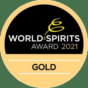 World Spirits Award 2021 Gold